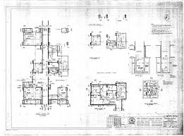 Floor Plan And Elevation Drawings by North Tower Blueprints