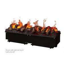 dimplex opti myst 1000 cassette linear modern electric fireplace