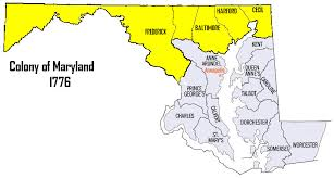 map of maryland file map of maryland northern counties png wikimedia commons