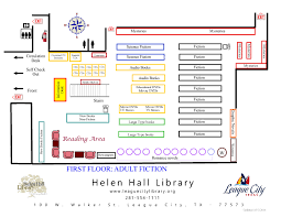 the league city official website floor plans first floor adult services map