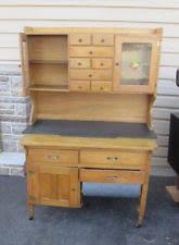 Hoosier Cabinets For Sale by Hoosier Kitchen Cabinet Ebay