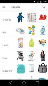 popular baby registry babylist baby registry android apps on play