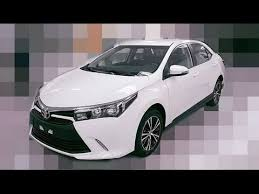cost of toyota corolla in india 2018 toyota corolla model car changes release date