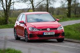 Peugeot 308 Gti Vs Vw Golf Gti Clubsport Volkswagen Golf Gti Review Auto Express