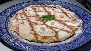 menu cuisine marocaine recettes ramadan 2017