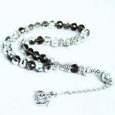 rosary for 8mm silver plated shape 33 prayer islamic