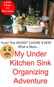 Under Kitchen Sink Organizer by Under Kitchen Sink Organizers Pin Jpg