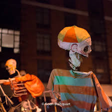 new york city halloween parade boarding today