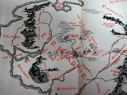 Map Quotes The Fellowship Of The Ring U0027homecoming U0027 Blog