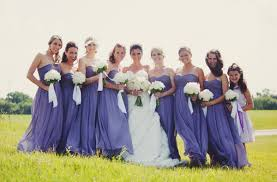 purple bridesmaid dresses 2014 tulle u0026 chantilly wedding blog