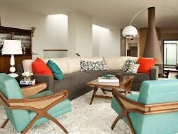 Best Mid Century Modern Interiors Images On Pinterest Modern - Interior design vintage modern