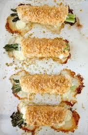 stuffed turkeys asparagus and swiss cheese stuffed turkey cutlet recipe a pretty