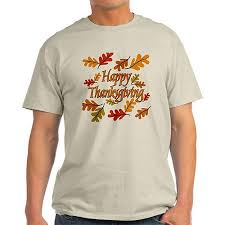 cafepress s happy thanksgiving light t shirt walmart