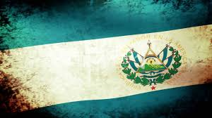 Salvadoran Flag El Salvador Flag Waving Grunge Look Lizenzfreie Stock Videos Und