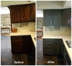 how to paint brown cabinets how to redo your kitchen on a budget kitchen remodel