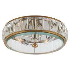 Crystal Flush Mount Lighting Presbourg Flush Mount Circa Lighting