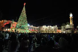 best christmas lights in the world christmas trees around the world wsj