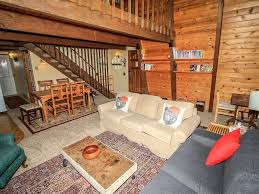 Big Loft by Three Bears Cabin 2 Bd Rustic Cabin With Loft Furnished