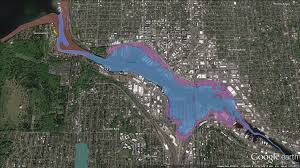 Uw Seattle Campus Map by Historic Maps Of Seattle The Locks The Ship Canal And Lake