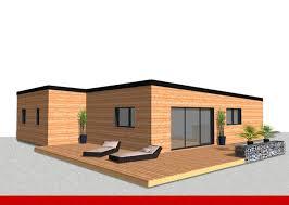 prix maison plain pied 4 chambres constructeur de maison bois sur plan finistère bretagne akabois