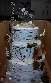western wedding cakes cool aspen tree western wedding cake