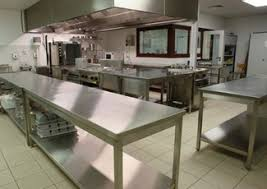 St Louis Stainless Steel Products And Custom Fabrication - Commercial kitchen stainless steel tables