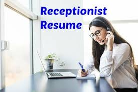 Sample Resume Receptionist Receptionist Resume