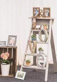 wedding arch ladder best 25 ladder wedding ideas on reception decorations