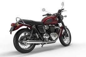 new triumph bonneville family revealed visordown
