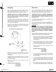 charging honda cr v 1998 rd1 rd3 1 g workshop manual