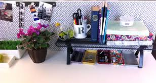 office desk accessories list cozy funky design feel supplies basic