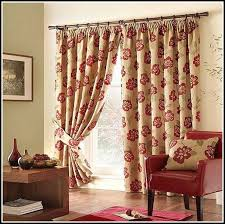 White Curtains With Yellow Flowers Walmart Curtains And Drapes 545