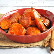 mexican candied sweet potatoes camotes enmielados a simple