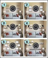 Finally I was looking for ideas on how to decorate around a large