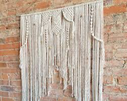 wedding arches coast macrame wedding etsy