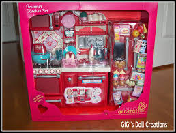 Target Our Generation Bed Gigi U0027s Doll And Craft Creations American Doll Kitchen And