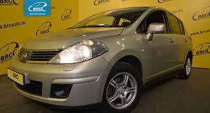 tiida nissan hatchback nissan tiida 1 6 i id 795836 brc autocentras