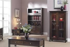 Nimbus Dark Oak Furniture Corndell Furniture - Oak living room sets