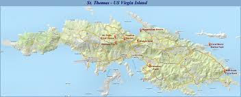 Usd Campus Map Portinfo Charlotte Amalie St Thomas Us Virgin Islands