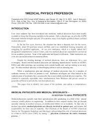medical physics profession ivan a brezovich ph d 332 kb
