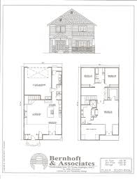 House Plans Multi Family Bernhoft U0026 Associates