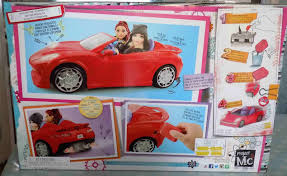 barbie cars madhouse family reviews happy steamday project mc2 h2o car review