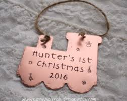 First Christmas Personalized Ornaments - baby ornament etsy