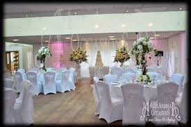 used chair covers for sale white chair covers with silver sashes used at mandy and rays for