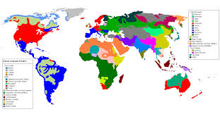 map in language mapping wilderness mapping languages environment society portal