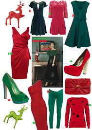 friday fashion colours of christmas beauty bombshells