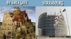 si e du parlement europ n tour de babel parlement européen vidéo dailymotion