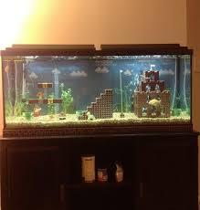 Home Aquarium Decorations 80 Best Fish Tank Images On Pinterest Aquarium Ideas Fish Tanks