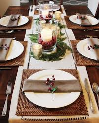Table Decorations For Christmas Great Photos Of Tidbitstwine Dining Room Table Decor For Everyday