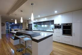 modele cuisine avec ilot bar superior modele cuisine avec ilot central 10 davaus modele de